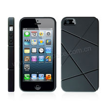 Plain Single Colour TPU Soft Gel Jelly Case for Apple iPhone 5