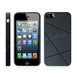 Plain Single Colour TPU Soft Gel Jelly Case for Apple iPhone 5