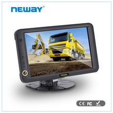 7 inch WinCE SD card lilliput gps tablet
