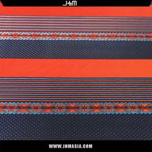 Professional manufacture cheap striped fabric