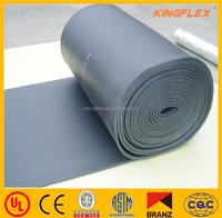 Kingflex aluminum foil air bubble insulation,air bubble sheet,flexible thermal insulation sheets