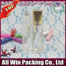 roller ball mechanism in roll on bottle/ roller ball perfume bottle/ 10ml roll on glass perfume bottle