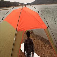 Plastic ultra light tent outdoor leisure tent