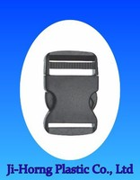 Wholesale side release seat belt plastic velcro strap buckle manufacturer