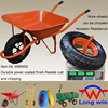 garden barrow WB6400 , wheel barrel