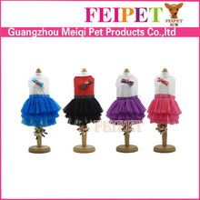 fashion 4 colors dog tutu sexy pet dress factory wholesale