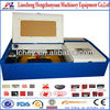 40w co2 abs plate/wood signs laser engraving machine 200x300mm