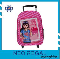 600D school bag,trolley school backpack,trolley school bag