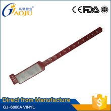 ISO CE Approval various kinds of hospital id bracelets and tag