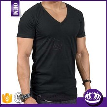 Sublimation crew neck t-shirt with leather white stripes on both sleeves, metal zipper on bottom