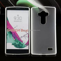 mobile phone candy rubber new jelly tpu soft gel back case skin cover for lg g4 beat g4s wholesale alibaba