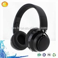 adjustable headband rechargeable wireless custom bluetooth headphones with CSR4.1 version