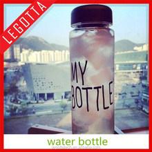 Hot sale modern design safety quality novelty sport drink bottle for shop