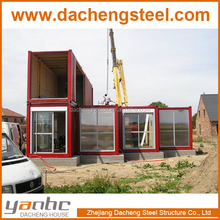 Low Cost Prefabricated living container homes