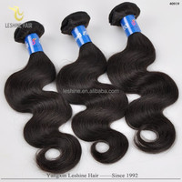 Good Feedback No Shedding No Tangle Unprocessed Full Cuticle Virgin Human Weave 2015 new design product wholesale body
