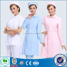High Quality Hospital Uniform, Lab Coat, Nurse Uniform