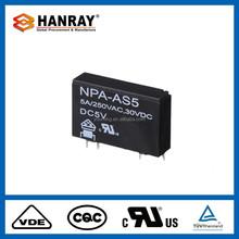 NPA 4pin 12v power relay/ pcb relay/ electric relay