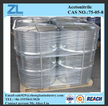 Cas. : 75-05-8, Acetonitrile HPLC grado