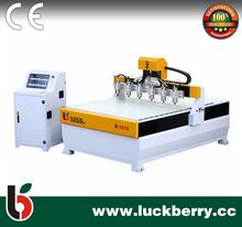 High Speed Servo Motor cnc Milling Machine/3d Wood Engraver/Metal Engraving Machine