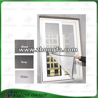 Manufacturer of Cheap and PVC coated Fiberglass Insect Screen/ Window Screening / Mosquito Nets