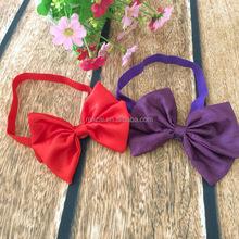 Kids hottest selling big bowknot infant knot headband