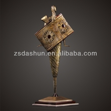 new products home interiors decor wholesale china brass figurines