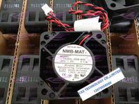Original NMB 40*40*20mm DC24V 0.11A dual ball bearings fan 1608KL-05W-B50 2wires