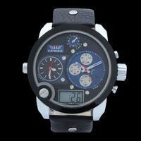 Wholesale men 5 atm sport watch gift watch promotion watch bracelet