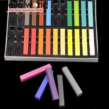 1set New Fasion 24Colors Hair Chalk,Fashion Color Hair Chalk Dye Pastels