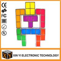 Tactbit Light LED Desk Lamp Tetris Light
