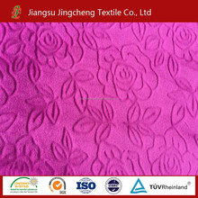 2015 manufacturer direct good hand feeling 100% polyester Top Grade Carving Flannel