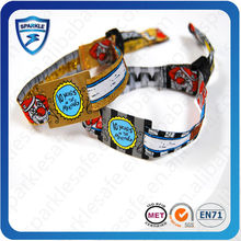 Smart Fabric RFID Wristband for big events