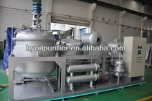 ZSY waste black engine oil /motor oil and other used oil recycling machine
