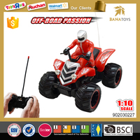 China factory 1 10 four wheel motorcycle for kids rc nitro motorcycle