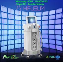 2015 new inventions hifu ultrasonic lipo cavitation machines