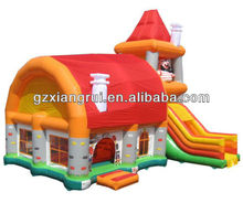 2012 hot 5 in 1 Inflatable Pirate Combo/bouncer house