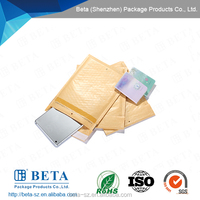 Customized Courier Kraft Bubble Mailer Or Express Envelope