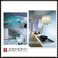 2013 Yellow Lacquer kitchen Cabinet Design in Joenony