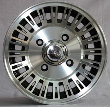 car alloy wheel available in three colors for 14 inches