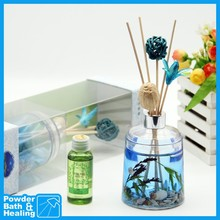 OCEAN rounded floating flower aroma home room fragrance diffuser