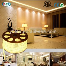 China factory 5050 60led 50m reel wholesale Cut table every 20 INCH