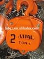 De la mano 2014 polea polipasto de cadena, yale kito toyoa vital polipasto de cadena manual