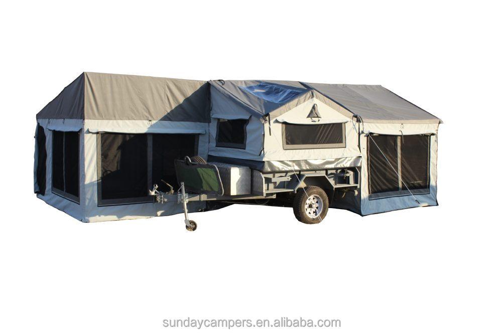 nouveaux produits 4 x 4 accessoires de camping remorque tente 5 personne usage pliable. Black Bedroom Furniture Sets. Home Design Ideas