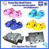 Hot Sale Cute Kids EVA Clog Shoes Plastic Mould Die Makers