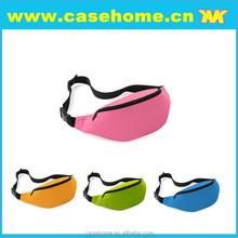 High quality waterproof mobile phone bags belt cell phone case waistband bag,sport waist bag