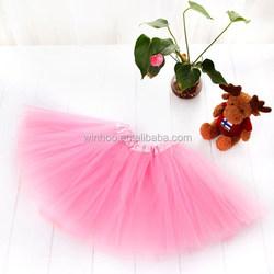 wholesale girl tutus fluffy dress pink ballet tutu tutu dress