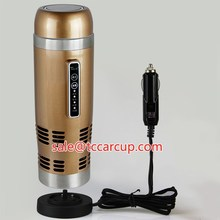 Patent Auto electronics /China 304 Stainless steal electric patent heating and cooling car mug/amphibious vehicles for sale