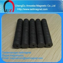 Ferrite magnets for water meters