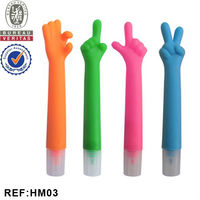 INTERWELL HM03 Victory Hand Shape Cute Highlighter