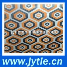 2014 patrón geométrico tejido jacquard